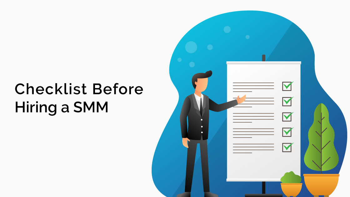 checklist to hire smm